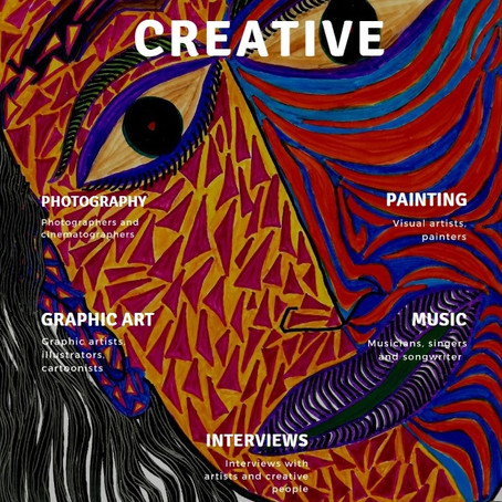 JaamZIN Creative magazine Oct 2018