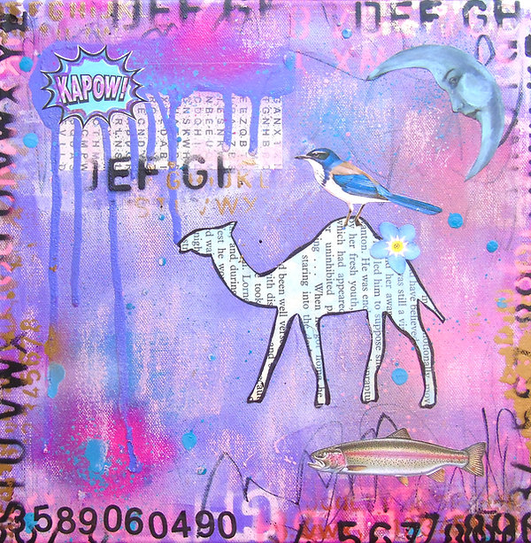 kapow camel 2018 Lorette C. Luzajic copy