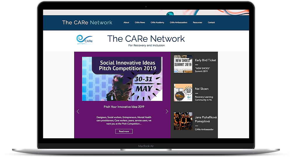 CARe Academy's CNSS2019 Summit Ticket shop
