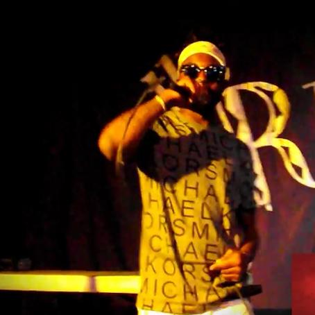 Rapper Flame Kizzle