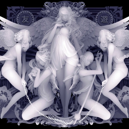 Solo exhibition of Japanese artist Kazuki Takamatsu, Your Wings