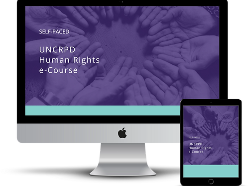 HUMAN RIGHTS e-Course