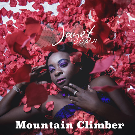 Mountain Climber by Janet Odani