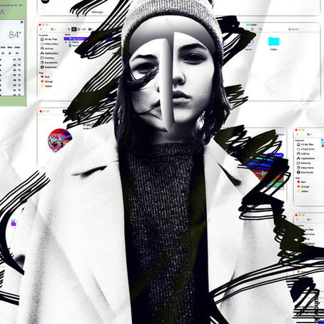 Graphic designer Kirill Sukhov