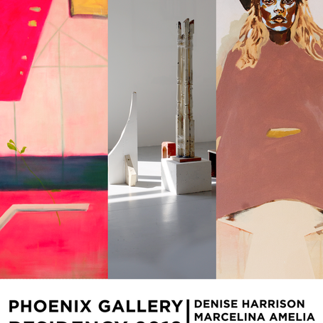 Marcelina Amelia in PHOENIX GALLERY RESIDENCY