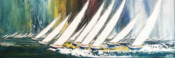 Painter Olivier Messas