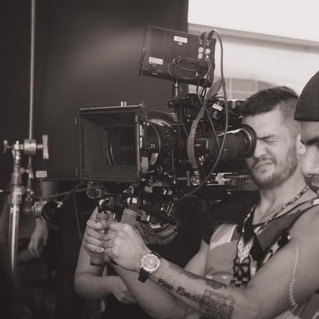 Cinematographer Jose Andres Solorzano