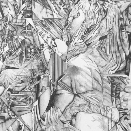 Artist Christian Bazant-Hegemark