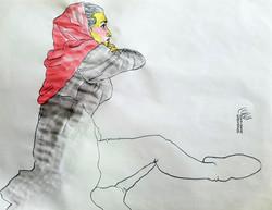 Visual artist Saleh Zanganeh