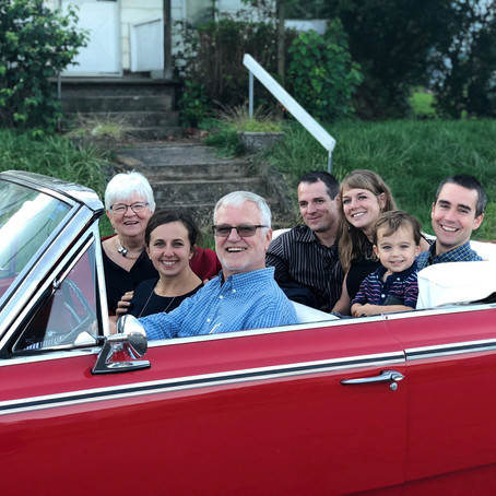 Rambler: A Family Pushes Through the Fog of Mental Illness