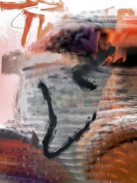 Laske Stroke #7, Broader Strokes No.17.j