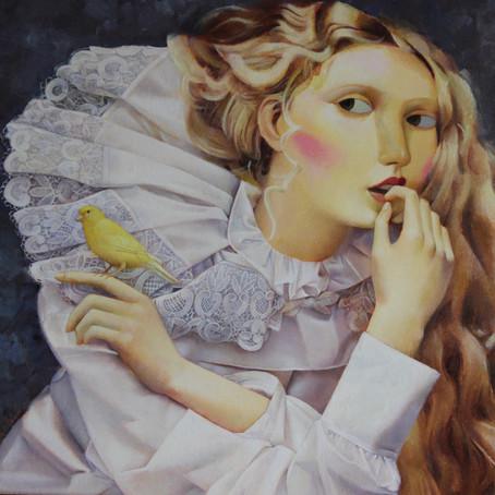 Painter Aleksandr Mihaltchuk