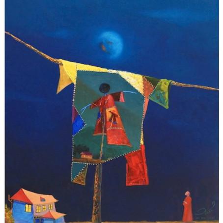 Painter Mammadov Orkhan Yashar
