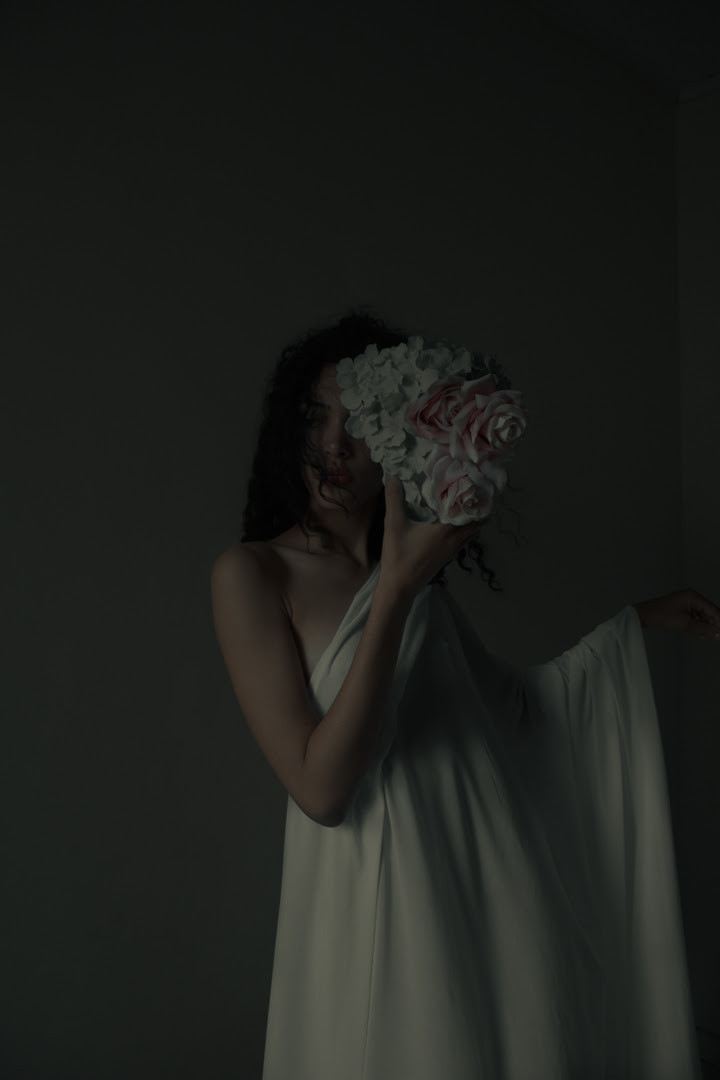 """""""Hidden""""- based on the masks that society use to hide your true me."""