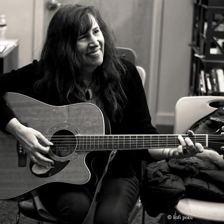 Musician Colette O'Connor