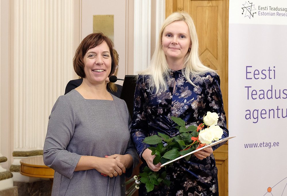 Karin Hanga, CARe Ambassador in Estonia