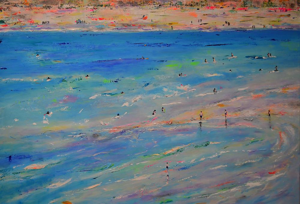 Painter Tanja Vetters