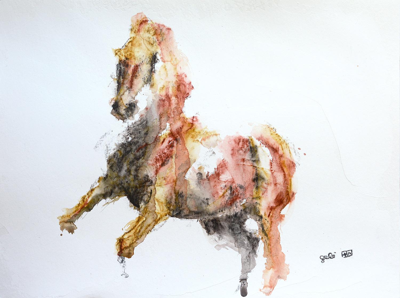 Artist Benedicte Gele
