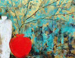 Painter Iness Kaplun