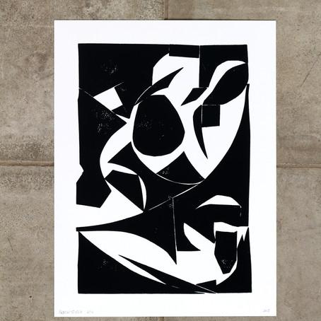 Graphic designer Maarten De Naeyer
