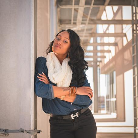 Fine arts entrepreneur Ashley Terrell