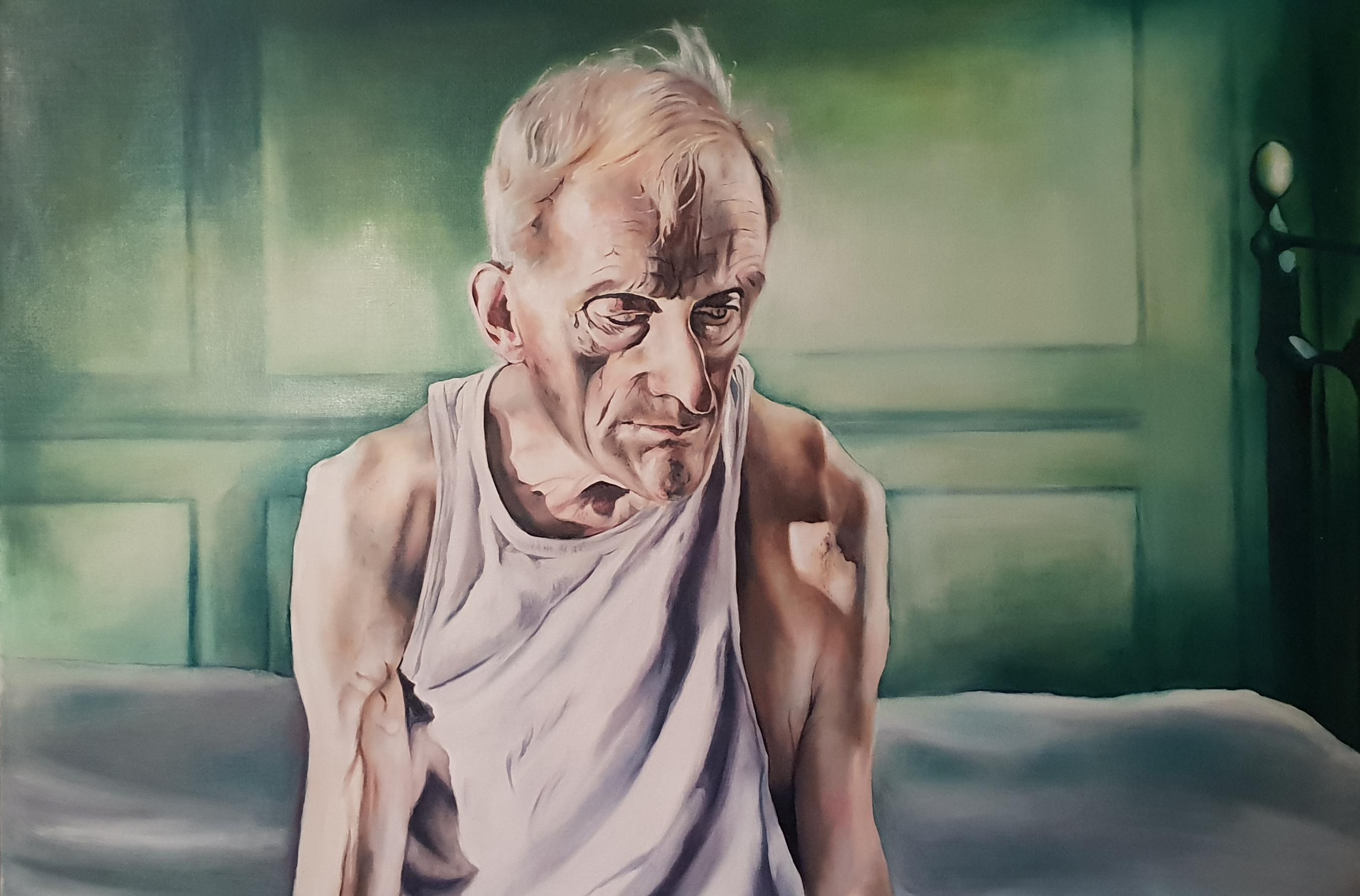 Painter and illustrator Maja Beattie