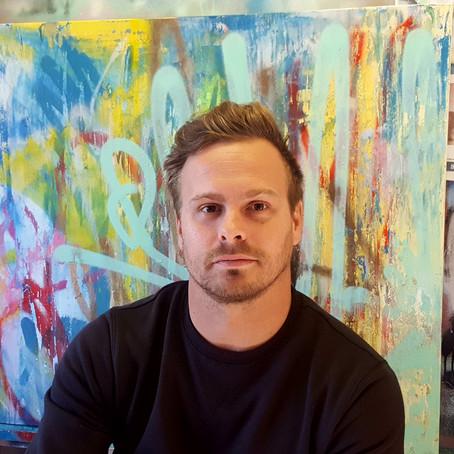 Artist Adam Craemer