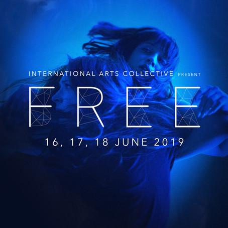 International Arts Collective presents FREE
