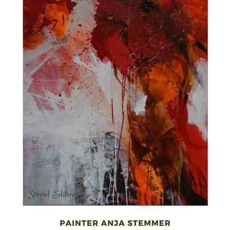 Anja Stemmer - Special Edition of JaamZIN Creative magazine