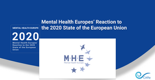 Mental Health Europes' Reaction to the 2020 State of the European Union