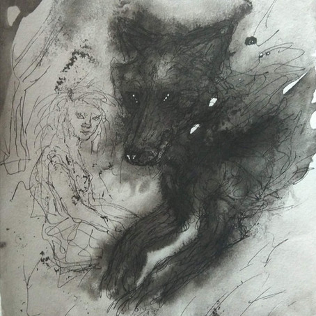 Graphic artist Irina Novikova