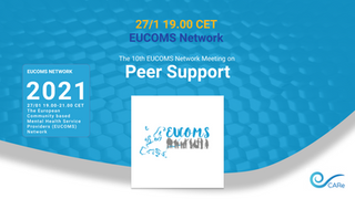 [PEER SUPPORT] 10th EUCOMS Network Meeting