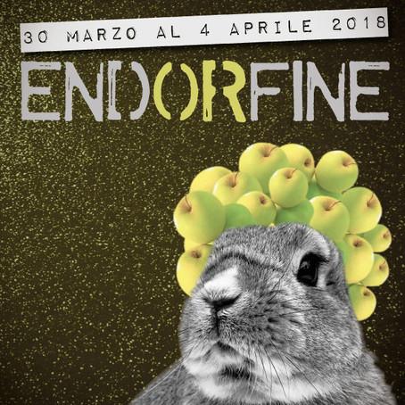 ENDORFINE art exhibithion