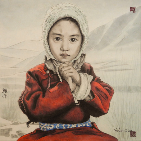 Painter Yidan Guo