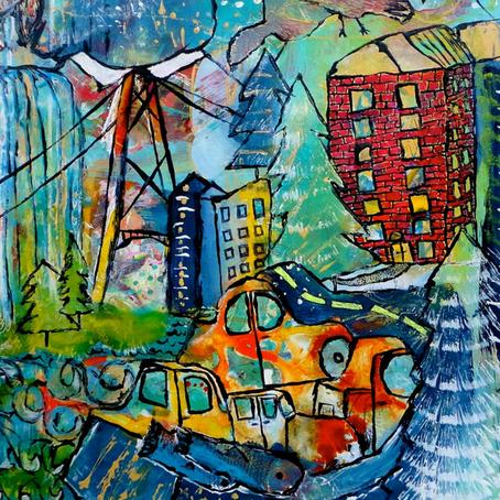 Painter Jenn Ashton