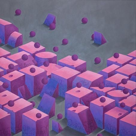 Painter Ramiro Silva-Cortes
