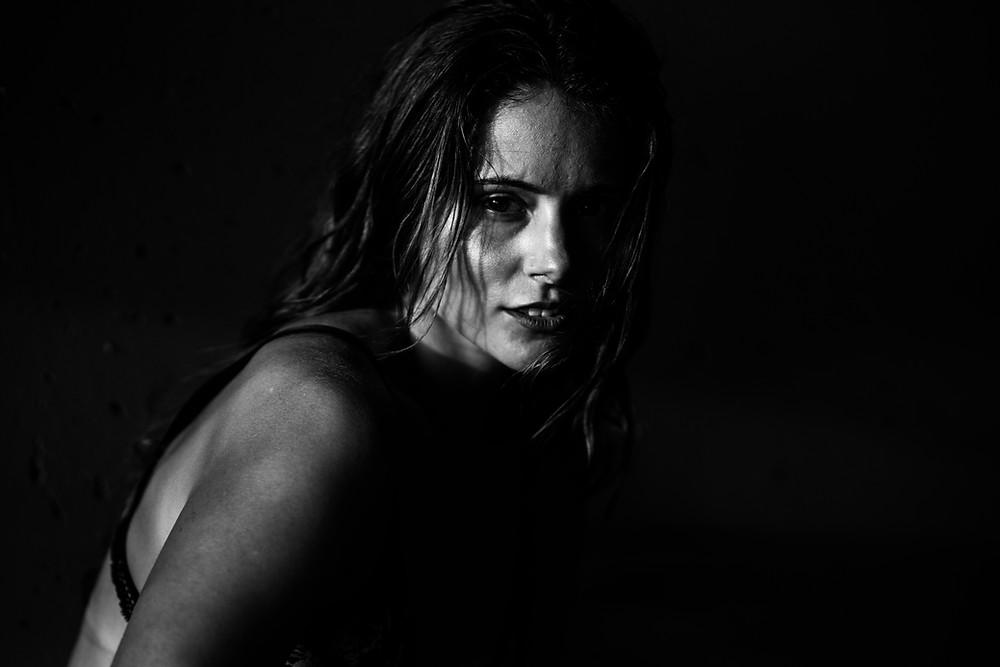 Editorial Portraits of Los Angeles based actress Nico Pressley -  IG @nicopressley_