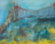 Angels visiting Golden Gate Bridge - Ane