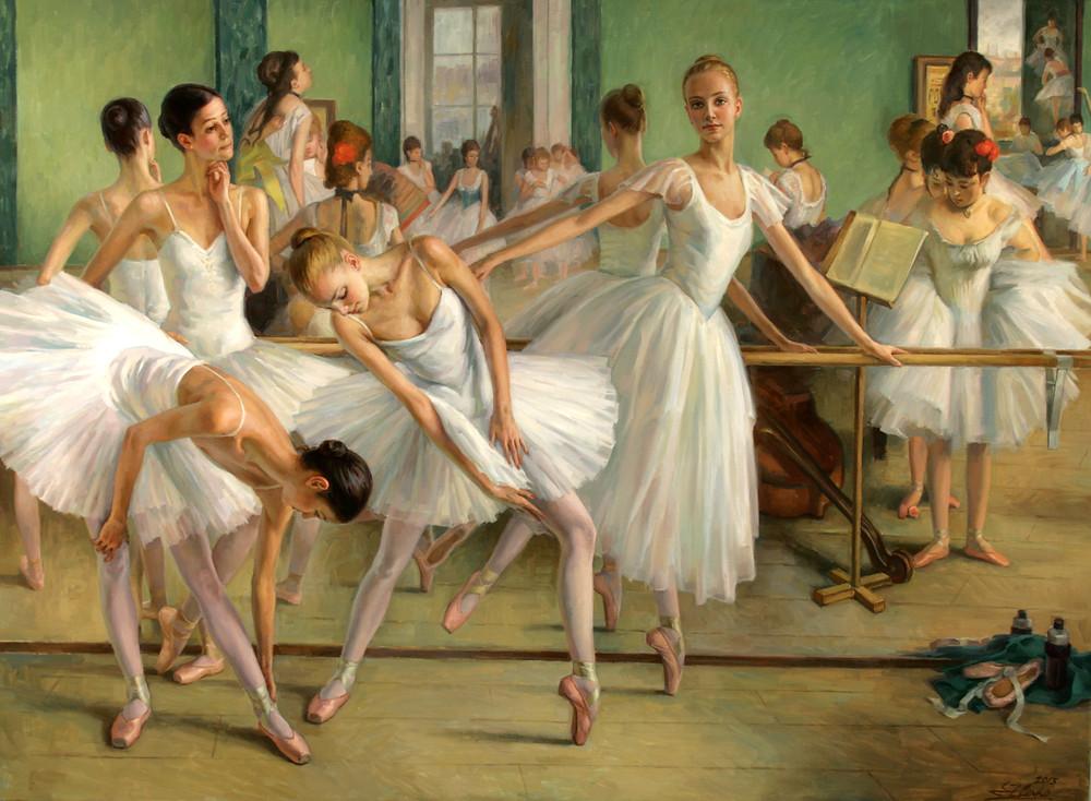 The Dance Class 1874-2013