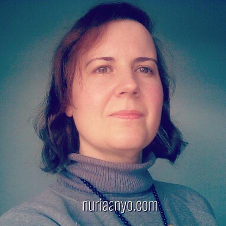 Writer Núria Añó