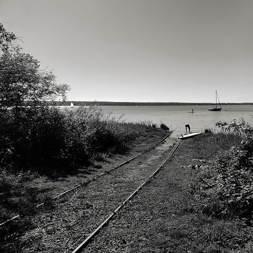 Rails to the water by Michael Nguyen.jpe