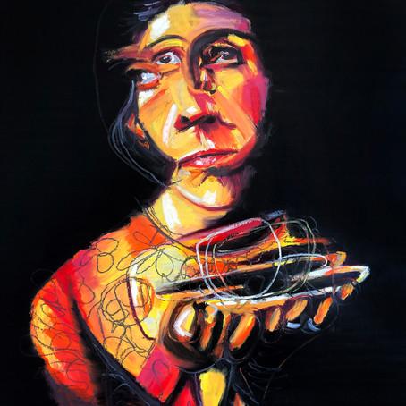 Painter Gregory Malphurs