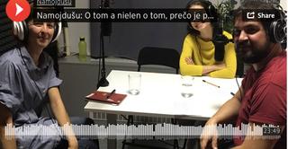 NoBigDrama Peer Support Stage - Podcast Interview with Juraj Marendiak
