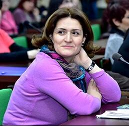 Narine Khachatryan, Psychologist