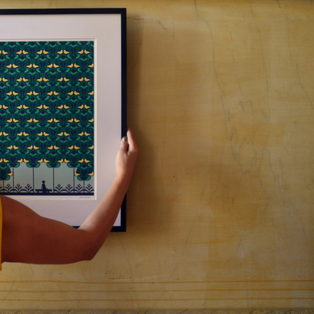 The Pattern Tales - interview with Italian designer and art director Chiara Aliotta