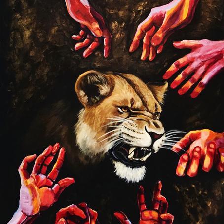 Multidisciplinary artist Lidechsi Silva