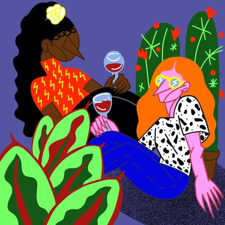 Illustrator Alexandra Ramirez
