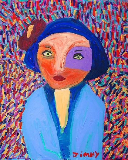 Girl w Hat canvas.jpg