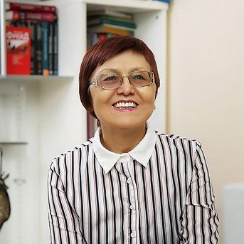 Anna Kudiyarova Kazakhstan