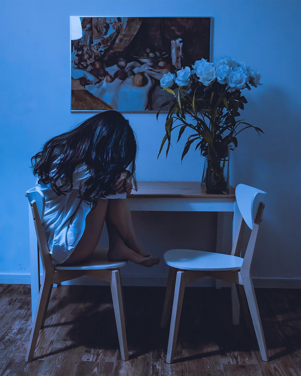 blu valentine  The void of a broken relationship